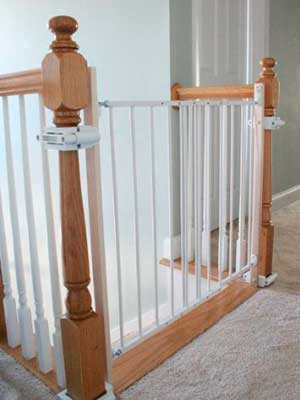 Image Result For Mesh Baby Gate For Stairs