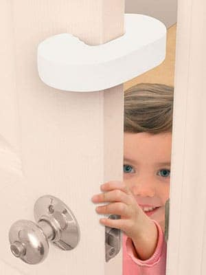 baby proof pinch guard for doors