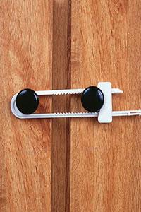 baby proof sliding cabinet lock