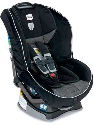 Baby proof car seat