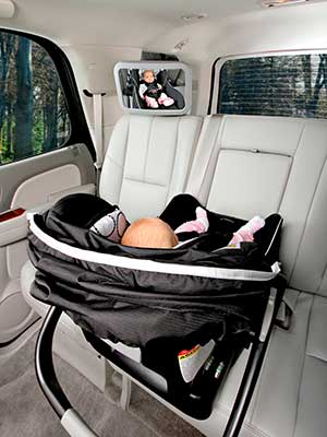 Baby Safe Travel Mirror
