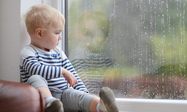 How to baby proof your windows
