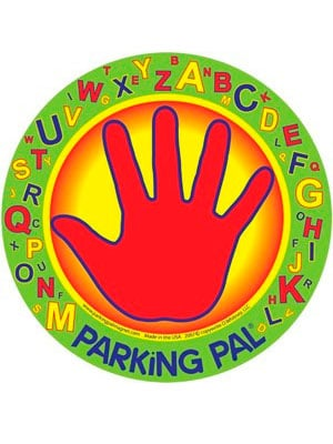 Parking Pal baby proofing car safety magnet