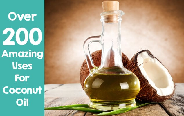Amazing uses for coconut oil