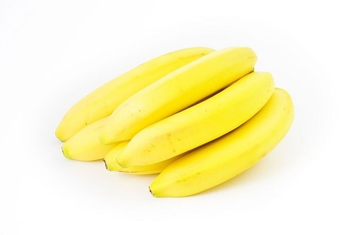 one bunch of banana
