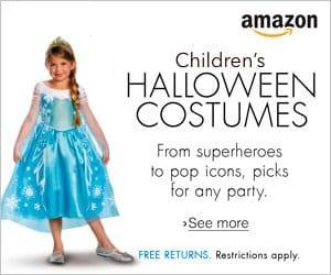 boys and girls halloween costume