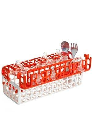 dishwasher basket for baby bottles and nipples