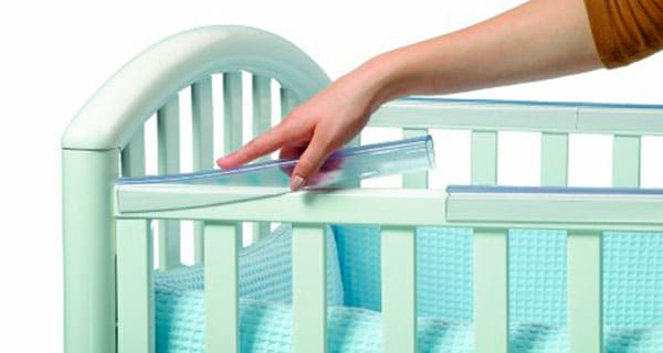 How To Choose The Best Crib Rail Cover For Your Baby