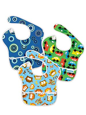 best waterproof baby bib for boys
