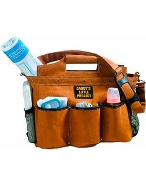 daddy tool belt diaper bag - Lillian Rose