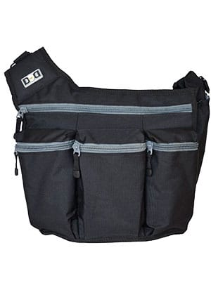 over the shoulder diaper bag for men