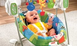 Best baby swing: The expert buyers guide