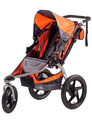 best jogging stroller for every day use - bob revolution SE