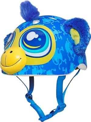 best toddler helmet for boys - raskullz monkey mini helmet
