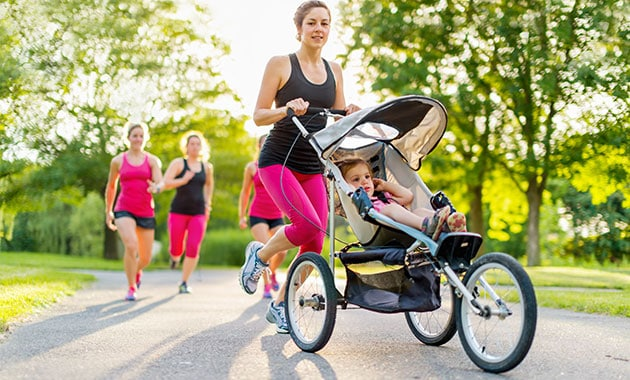 how to choose the best jogging stroller for you