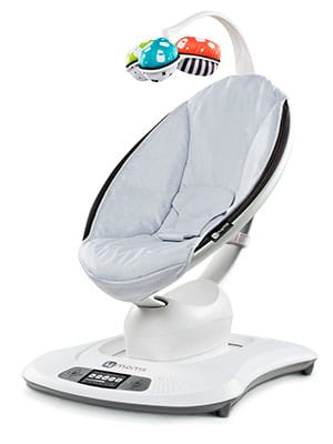 the most expensive baby swing - the premium mamaroo by 4moms