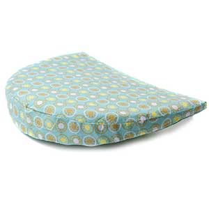 round pregnancy wedge pillow