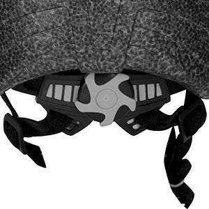 toddler helmet adjustable dial chin strap