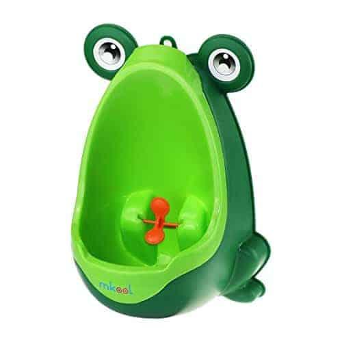 Green Urinals  Potty