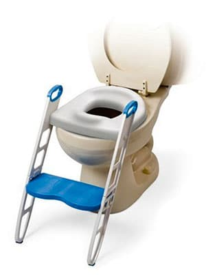 best 2 in 1 potty seat with step stool attached - mommas helper contoured cushie step up