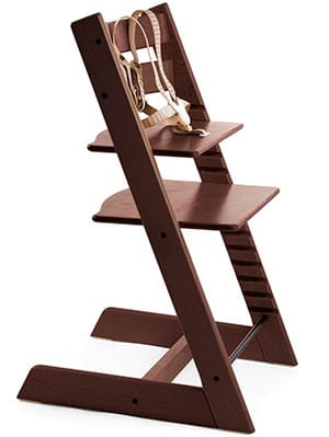 best durable wooden high chair - Stoke Tripp Trapp