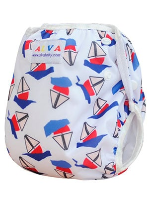 best one size swim diaper - Alva