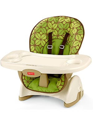 Best Premium Space Saver High Chair   Fisher Price