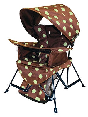 best premium travel chair for outside use- Kelsysus go with me high chair