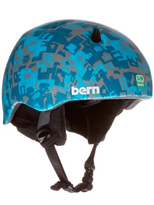 best toddler helmet for cold weather and snow - bern unlimited nino matter