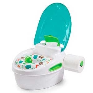 deluxe potty chair