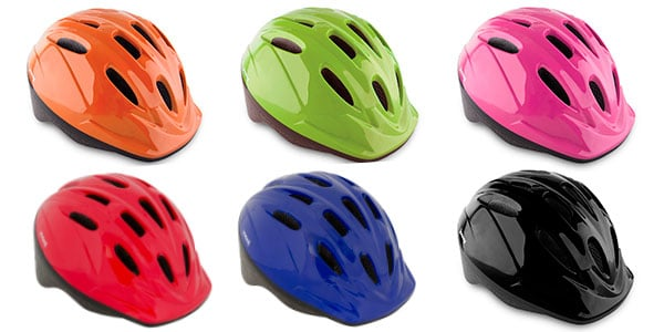 different colors of joovy noodle toddler helmet