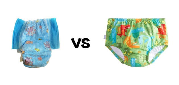 disposable swim diapers vs reusable swim diapers