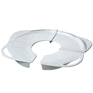 fold up potty seat for traveling