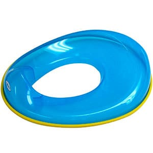 hard plastic potty seat
