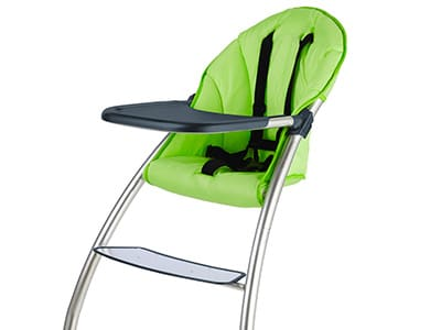 high chair with foot rest for your baby's feet