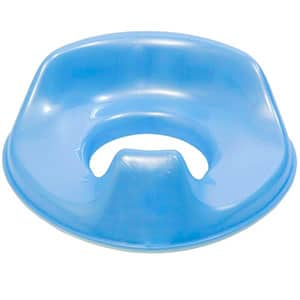 potty seat with splash guard for boys