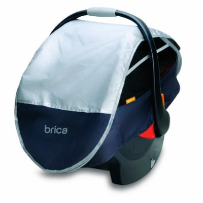 Bria Infant Comfort Canopy Car Seat Cover