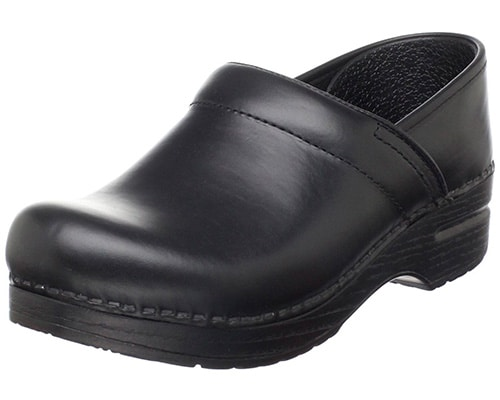 Dans Professional Womans Leather Work shoe