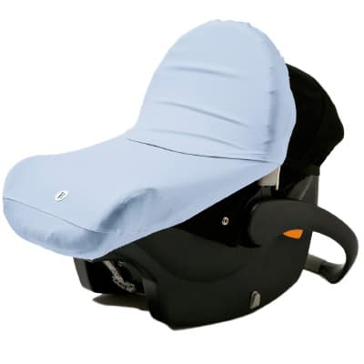 imagine baby the shade infant car seat cover