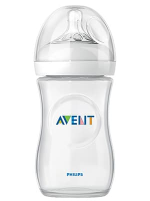 philips Avent Natural Polypropylene baby bottle