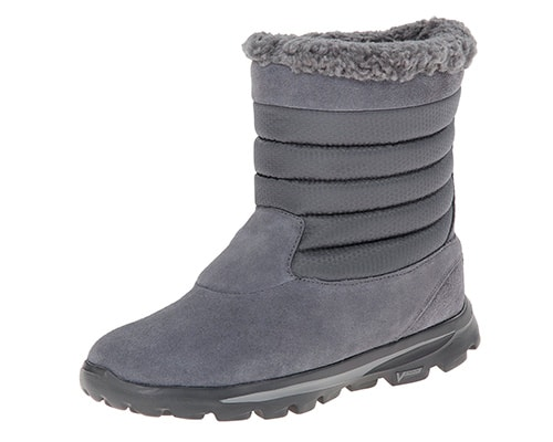Skechers Womens Go Walk Move Snow Boot