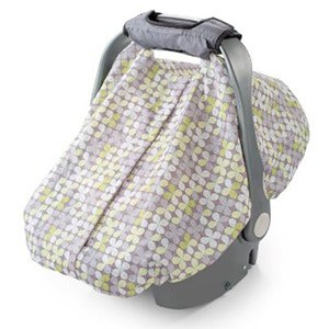 baby car seat cover suitable for summer