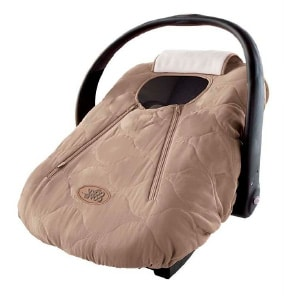 baby car seat cover suitable for winter