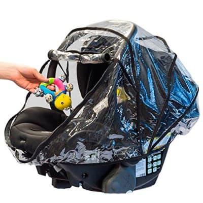 guzzie+Guss car seat rain cover
