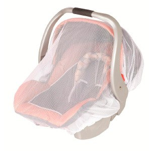 infant car seat insect netting