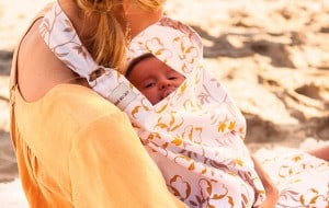 Nursing Covers: The BEST way to secretly breastfeed in public