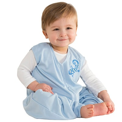 toddler sleep sack with foot openings