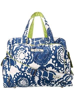women large diaper bag for multiples - Ju-Ju-Be be prepared