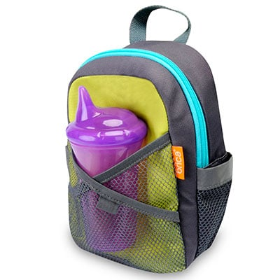 Brica by my side safety harness backpack