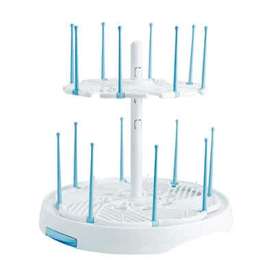 Munchkin high capacity baby bottle drying rack